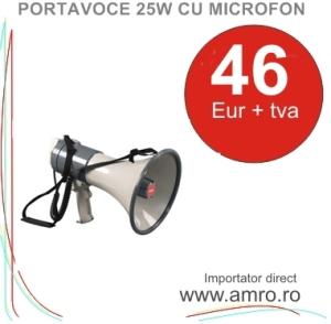 Megafon 25w