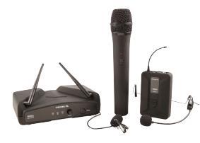 Proel wm202kit set de microfoane profesionale fara fir