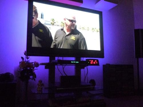 Banda leduri rgb pt iluminat ambiental televizor