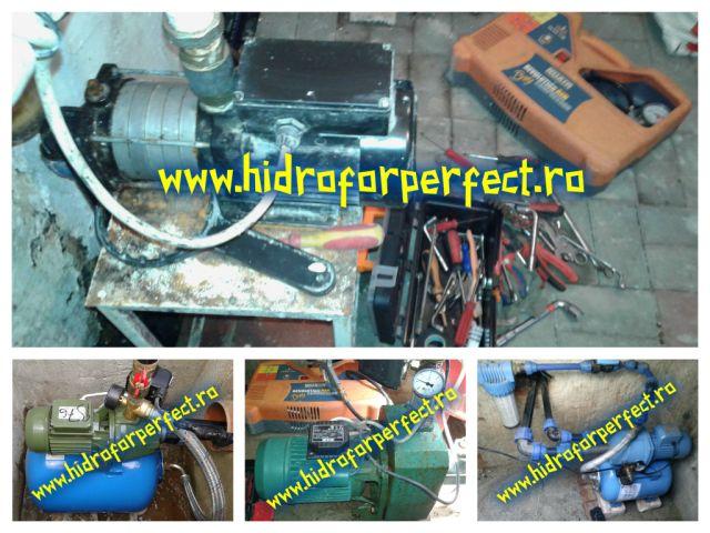 Reparatii hidrofoare ilfov