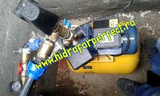 Reparatii hidrofoare la domiciliul clientului ilfov