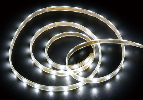 Banda cu leduri, led strips, iluminat interior sau exterior,