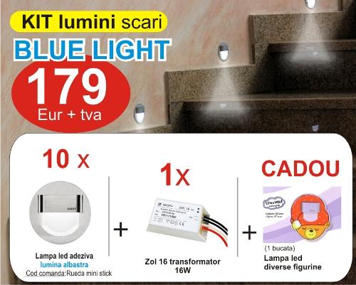 Set lampi led pentru iluminat decorativ, lumini ambientale