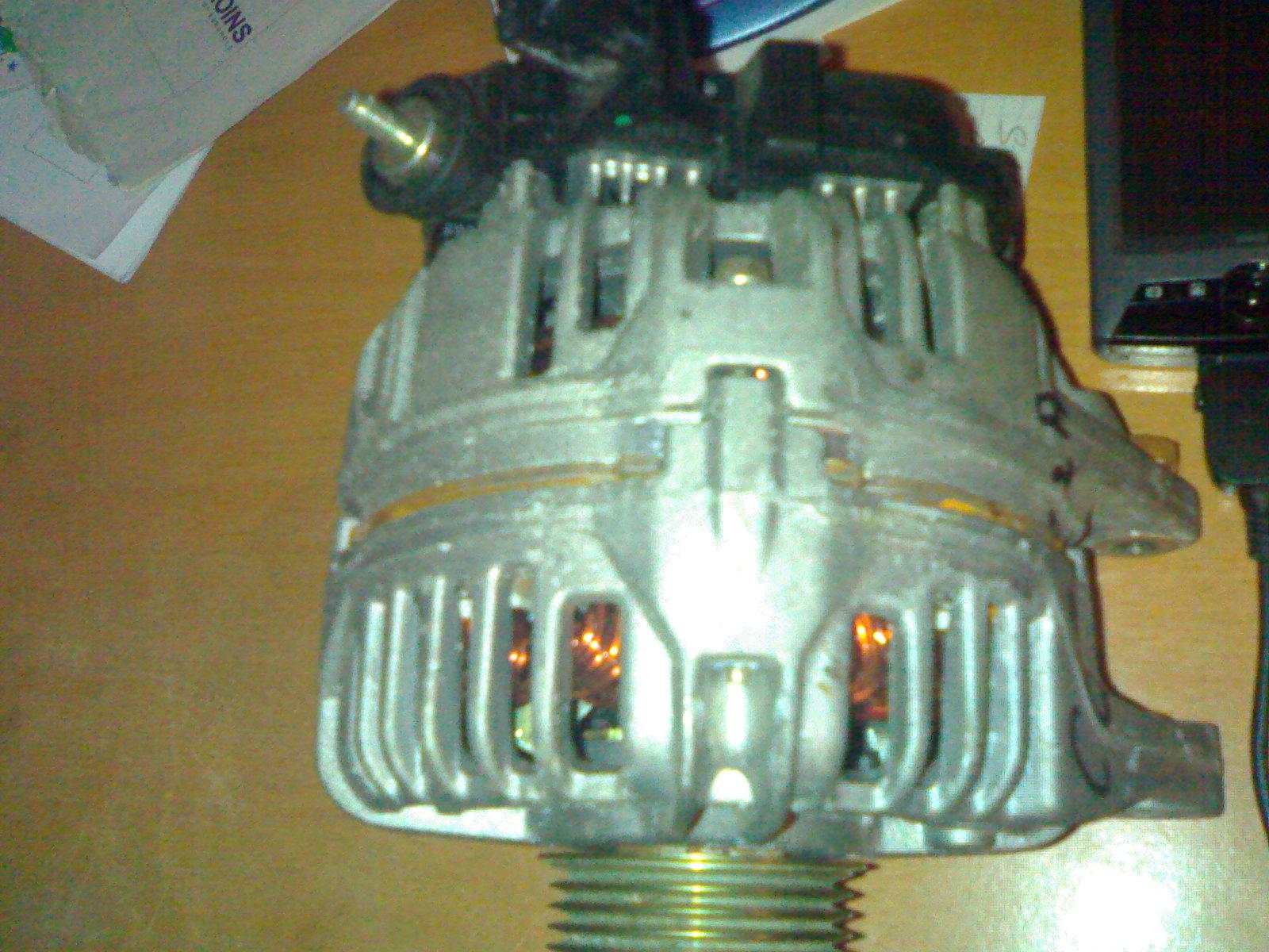 Alternatoare si electromotoare