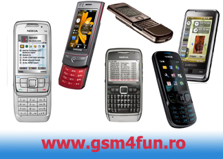 Telefoane mobile noi