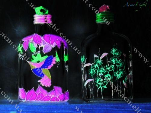 Luminescente vopsea fluorescenta