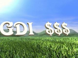 Castiga mii de dolari cu GDI.