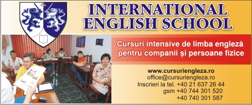 International English School Romania