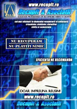 Recupit - Recuperari creante debite datorii