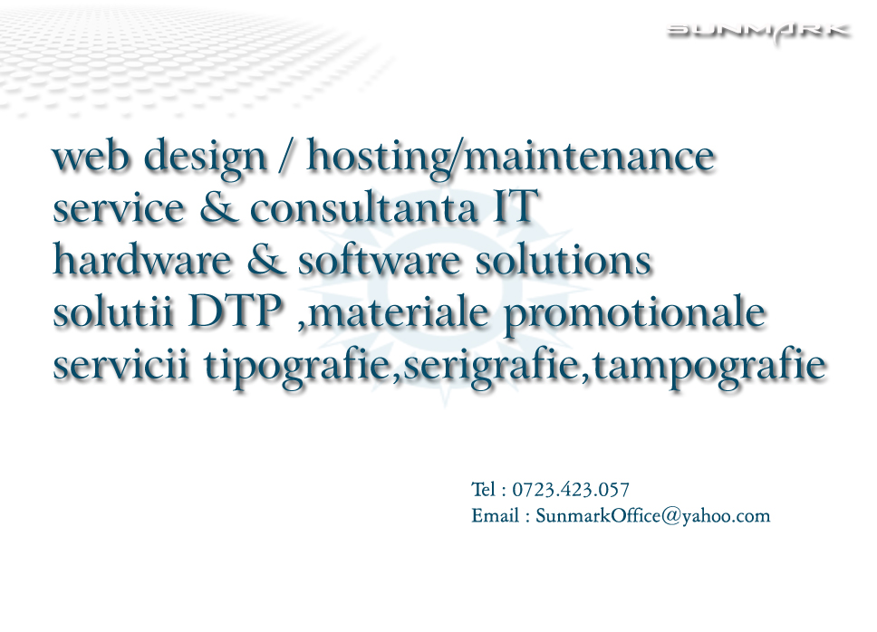 Web design hardware software solutions